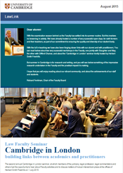 Lawlink August 2015